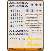 Alaska Railroad - Kit US