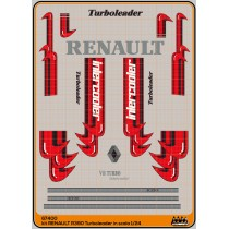 R 390 Turboleader - Renault kit