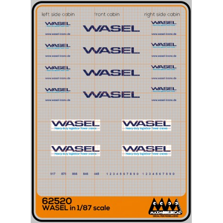 WASEL - M62520
