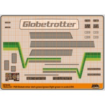 M67444 - F12 Globetrotter Volvo kit green color
