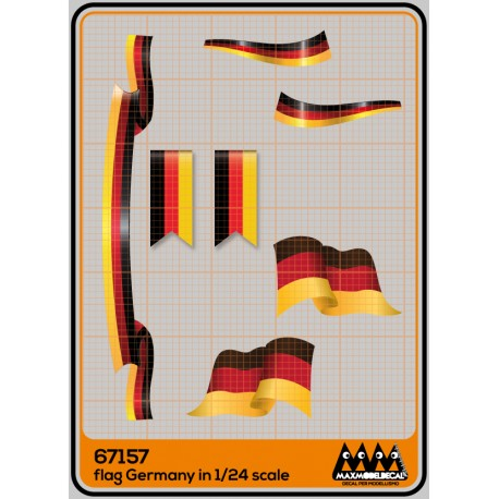 Germany - flags