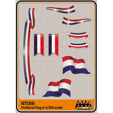 The Netherlands - flags