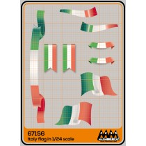 Italy - flags