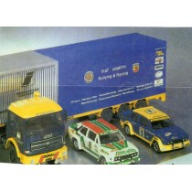Fiat Abarth Rally Racing assistance - Iveco FIAT kit - M65527