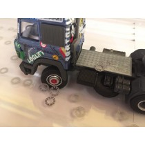 M420 - Truck with wheel cup 10 holes