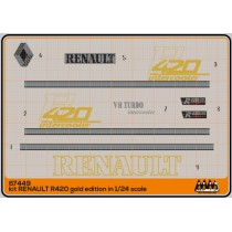 Renault R420 Gold - kit