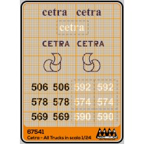 M67541 - Cetra all trucks