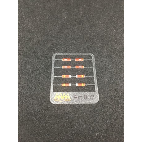 Rear lights for Scania old and new  1:87 -  3D - M802