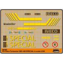 M67311 - TurboStar Special 190-48 - Iveco kit yellow