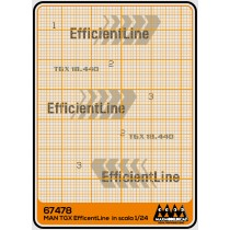 M67478 - MAN TGX Efficient Line - MAN Kit