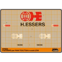 M67553 - H.Essers MAN TGA - Kit