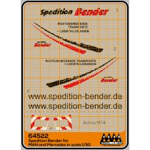 M64522 - Spedition Bender - kit truck
