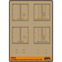M62131 - Rear doors and shutters - trailers - set1