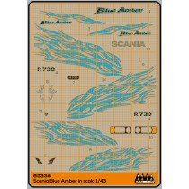 M65338 - Blue Amber - Scania Kit