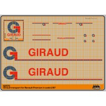 M62572 - Giraud Transport - kit