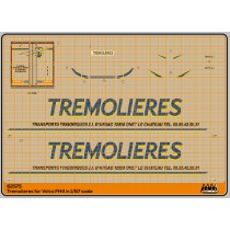 M62575 - Tremolieres - Volvo FH4 Kit