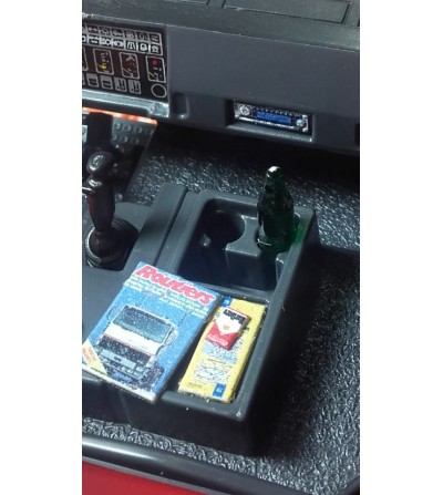 Dashboard accessories France - 3D - M767F