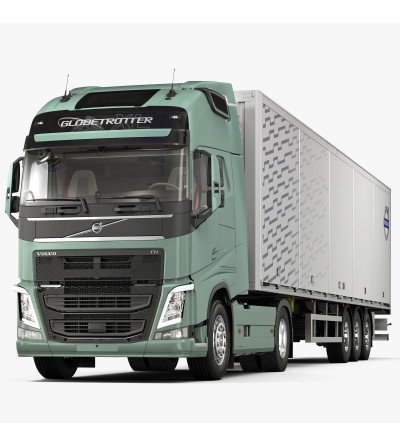 Volvo FH16 750 XL - front logos - M67130A