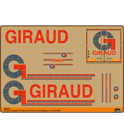 Giraud Transport -  kit - M65572