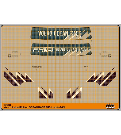 Volvo FH3 Limited Edition OCEAN RACE - kit Volvo - M67801
