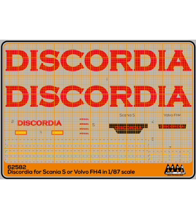 Discordia Transport  - M62582