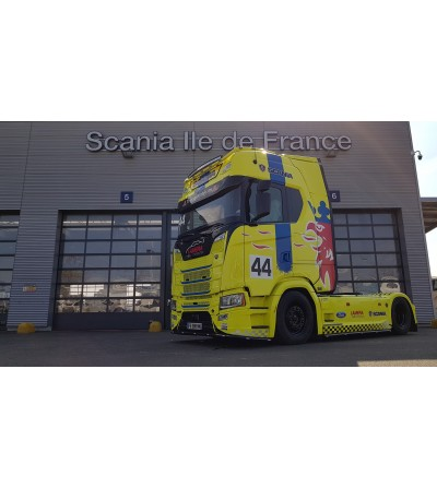 Scania S Le Mans blue - Scania S kit - M62479