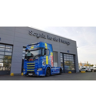 Scania S Le Mans Yellow - Scania S kit - M62479Y