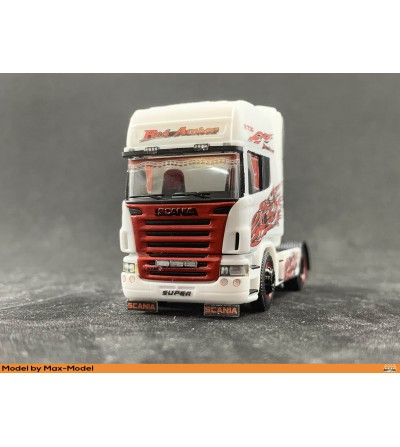 Red Amber - Scania kit - M62343