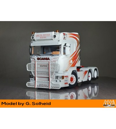 Griffin red and black - Scania kit - M62341