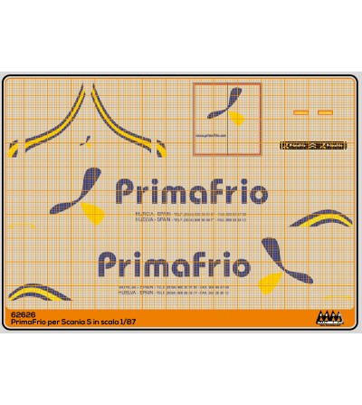 PrimaFrio for Scania S - M62626