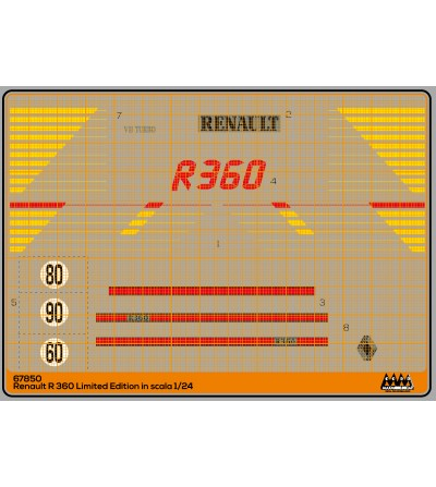 Renault R360 Limited Edition - M67850