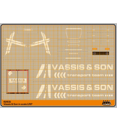 Vassis & Son for Volvo FH4 - M62631