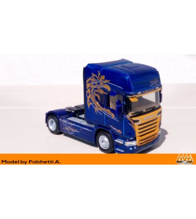 Scania R Sweden Limited Edition - Kit Scania - M62462 lato dx
