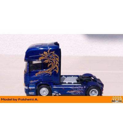Scania R Sweden Limited Edition - Kit Scania - M62462 lato sx