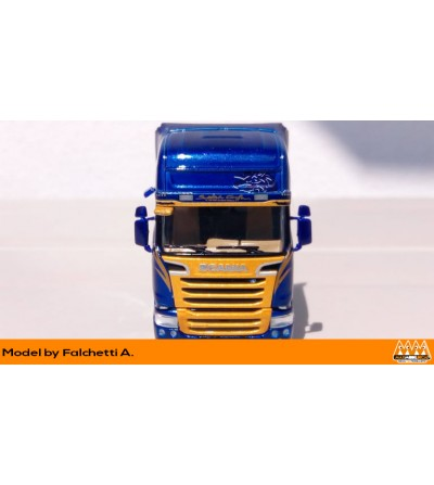 Scania R Sweden Limited Edition - Kit Scania - M62462 frontale