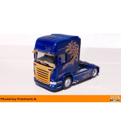 Scania R Sweden Limited Edition - Kit Scania - M62462 particolare