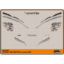 The Griffin - Scania kit