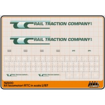 Rail Traction Company RTC - kit