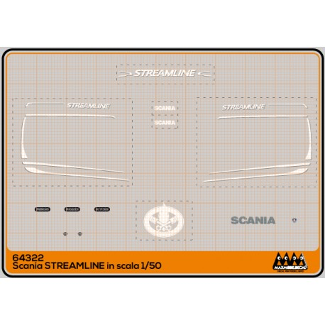Streamline - Scania kit - M64322