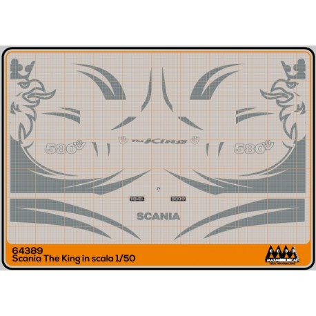 The King - Scania Kit - M64403