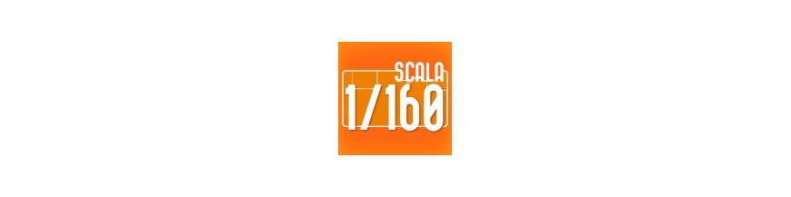 Decals Modellismo Ferroviario Scala 1/160 – Decal per Modellismo – Max Model