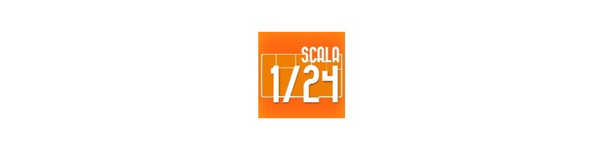 Decals Corpo Forestale dello Stato Scala 1/24  – Decal per Modellismo – Max Model